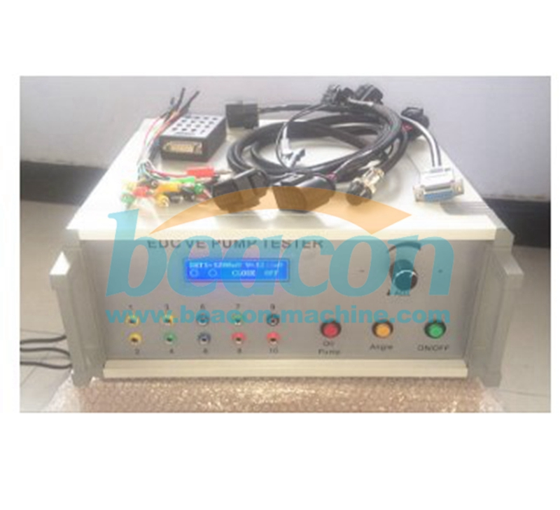 VP37 EDC pump tester for testing Electronic VP37 Pumps