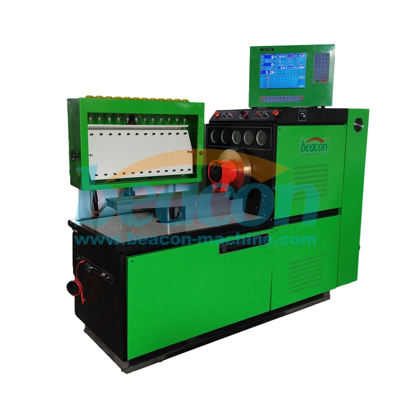 BCS619 diesel fuel injection pump test bench with computer controller