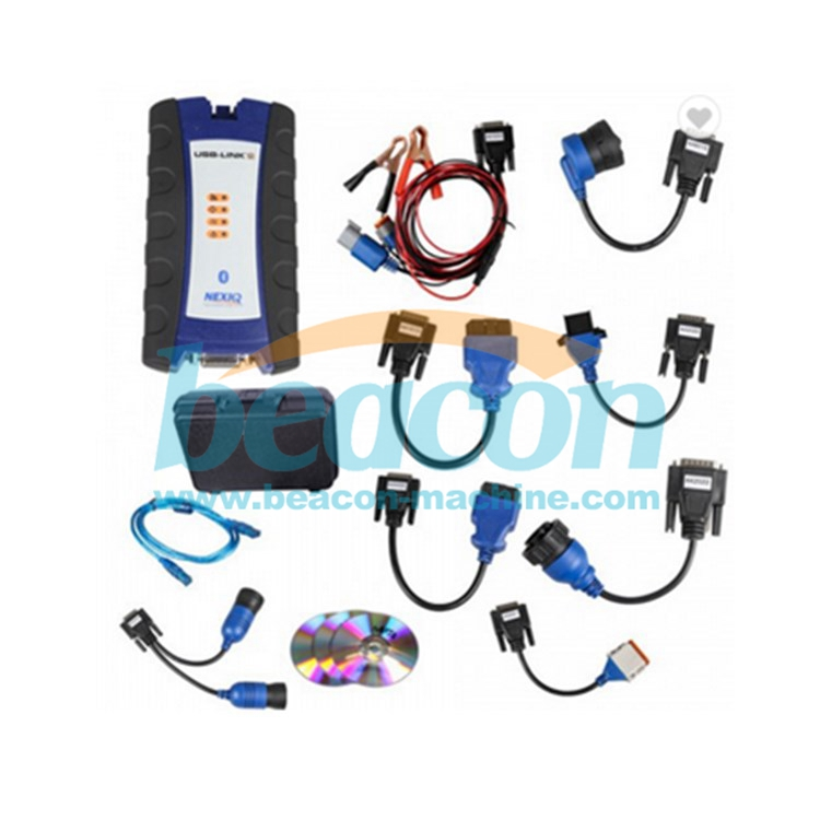 NEXIQ 2 USB Link 2 NEXIQ Diesel Truck Diagnostic Tool NEXIQ-2 With Bluetooth NEXIQ2 USB Link Heavy Duty Truck