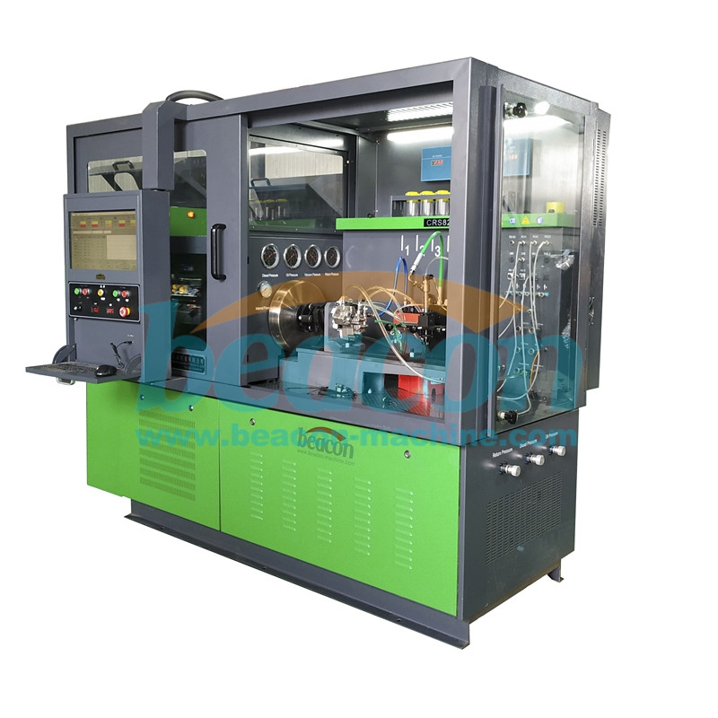 Multifunctional CR825 HEUI, EUI EUP common rail diesel test bench