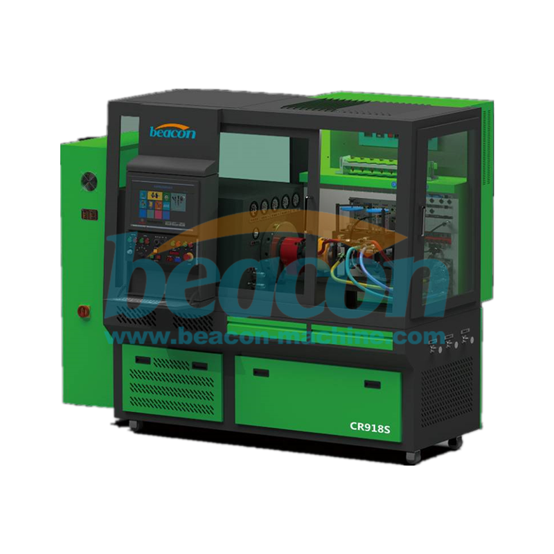 CR918 all coding functions diesel injector pump test bench