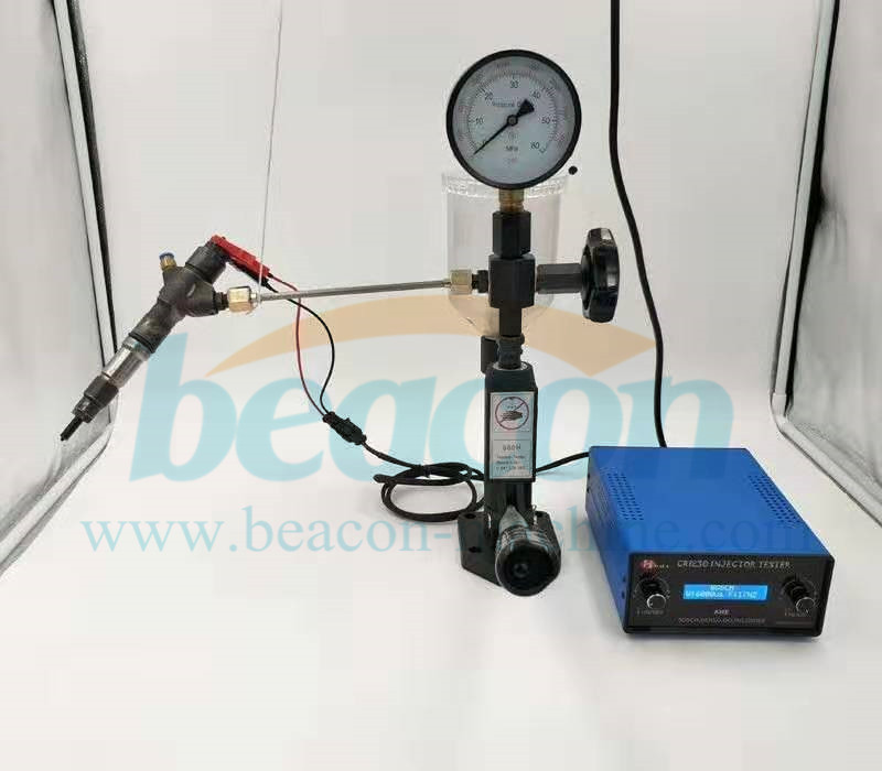 CRI230 diesel fuel high pressure common rail injector tester